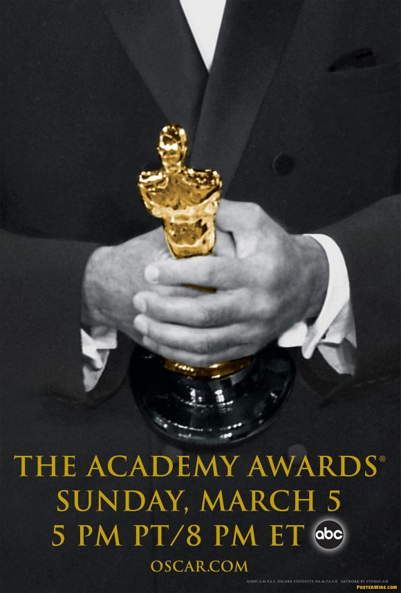 78th Annual Academy Awards poster