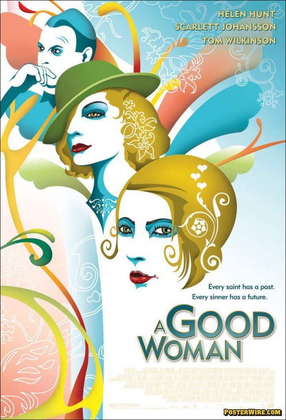 A Good Woman movie poster