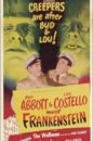 Abbott and Costello Meet Frankenstein movie poster