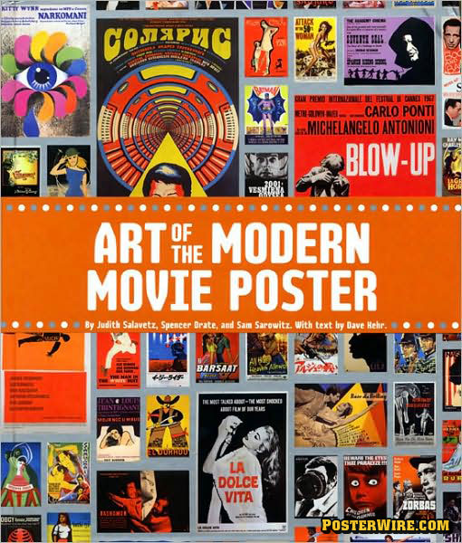 Art of the Modern Movie Poster book