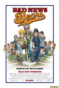 The Bad News Bears 2005 movie poster