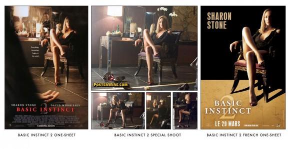 Basic Instinct 2 photo comparison