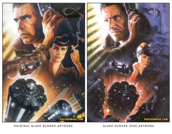 Blade Runner movie posters