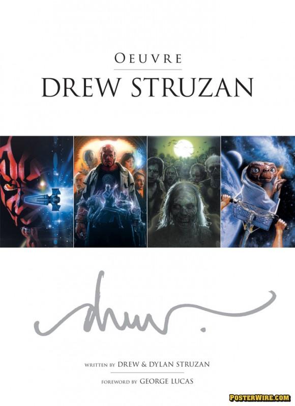 Drew Struzan Oeuvre movie poster book