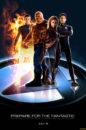 Fantastic Four teaser movie poster