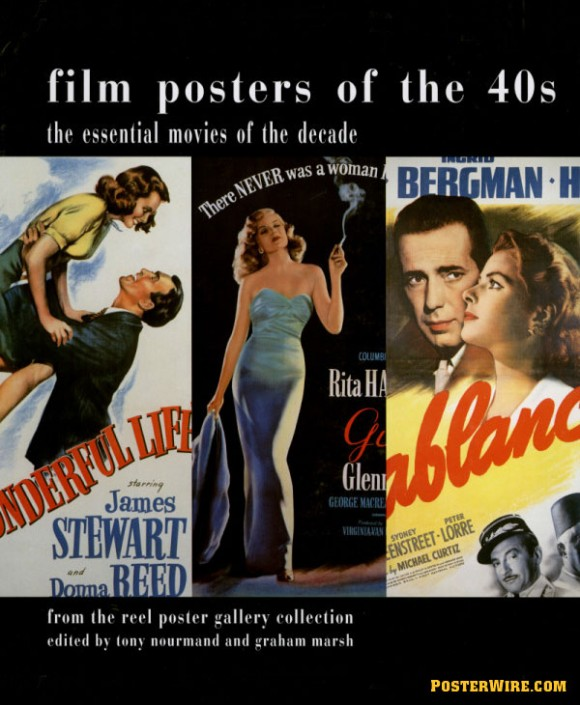 Film Posters of the 40s book