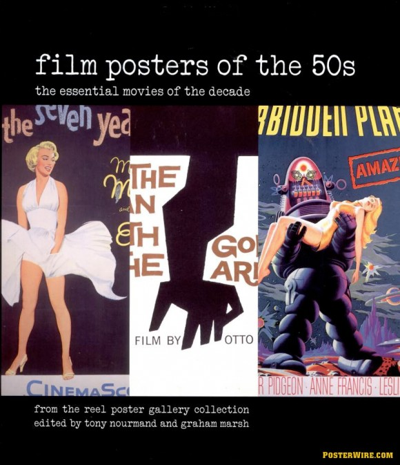 Film Posters of the 50s movie poster book