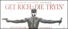Get Rich or Die Tryin' billboard