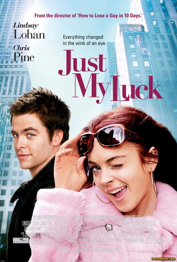 Just My Luck movie poster