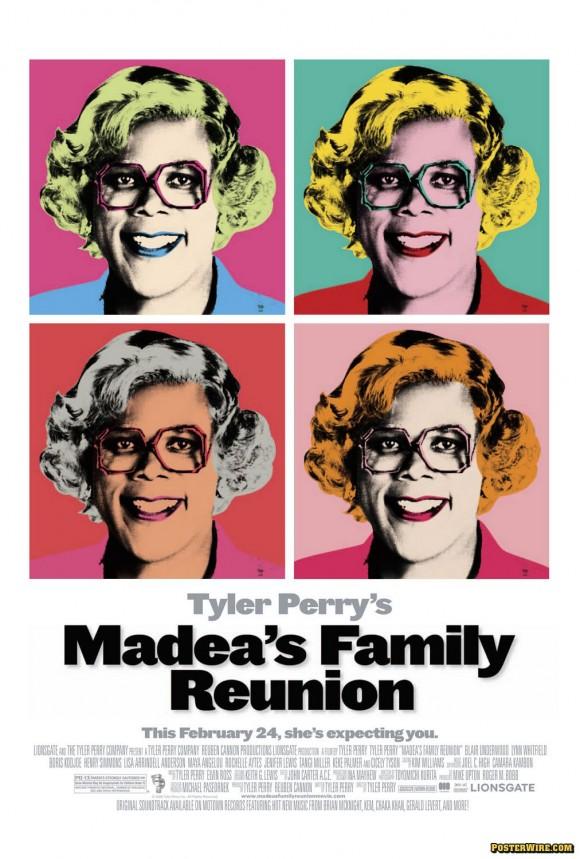 Madea's Family Reunion movie poster