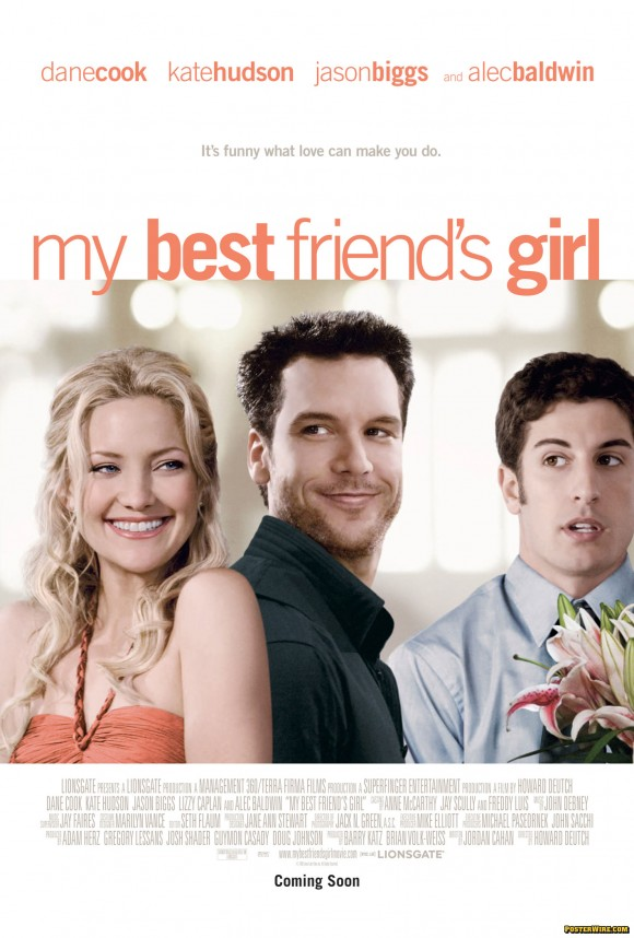 My Best Friend's Girl movie poster