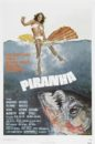 Piranha movie poster
