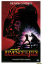 Star Wars Revenge of the Jedi movie poster