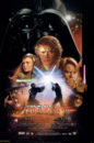 Star Wars Episode 3 Revenge of the Sith movie poster