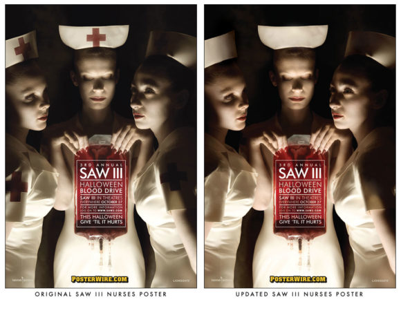 Saw 3 Nurses