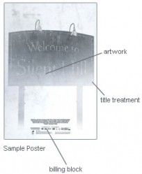 Silent Hill movie poster contest