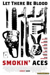 Smokin Aces #2 movie poster