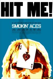 Smokin Aces #4 movie poster