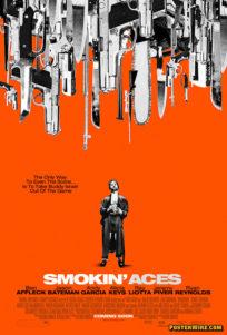 Smokin Aces #5 movie poster