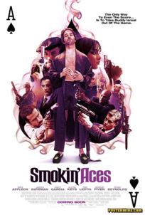 Smokin Aces #6 movie poster
