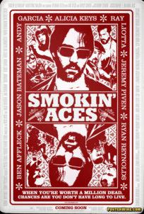 Smokin Aces #7 movie poster