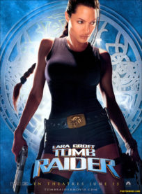 Lara Croft Tomb Raider movie poster