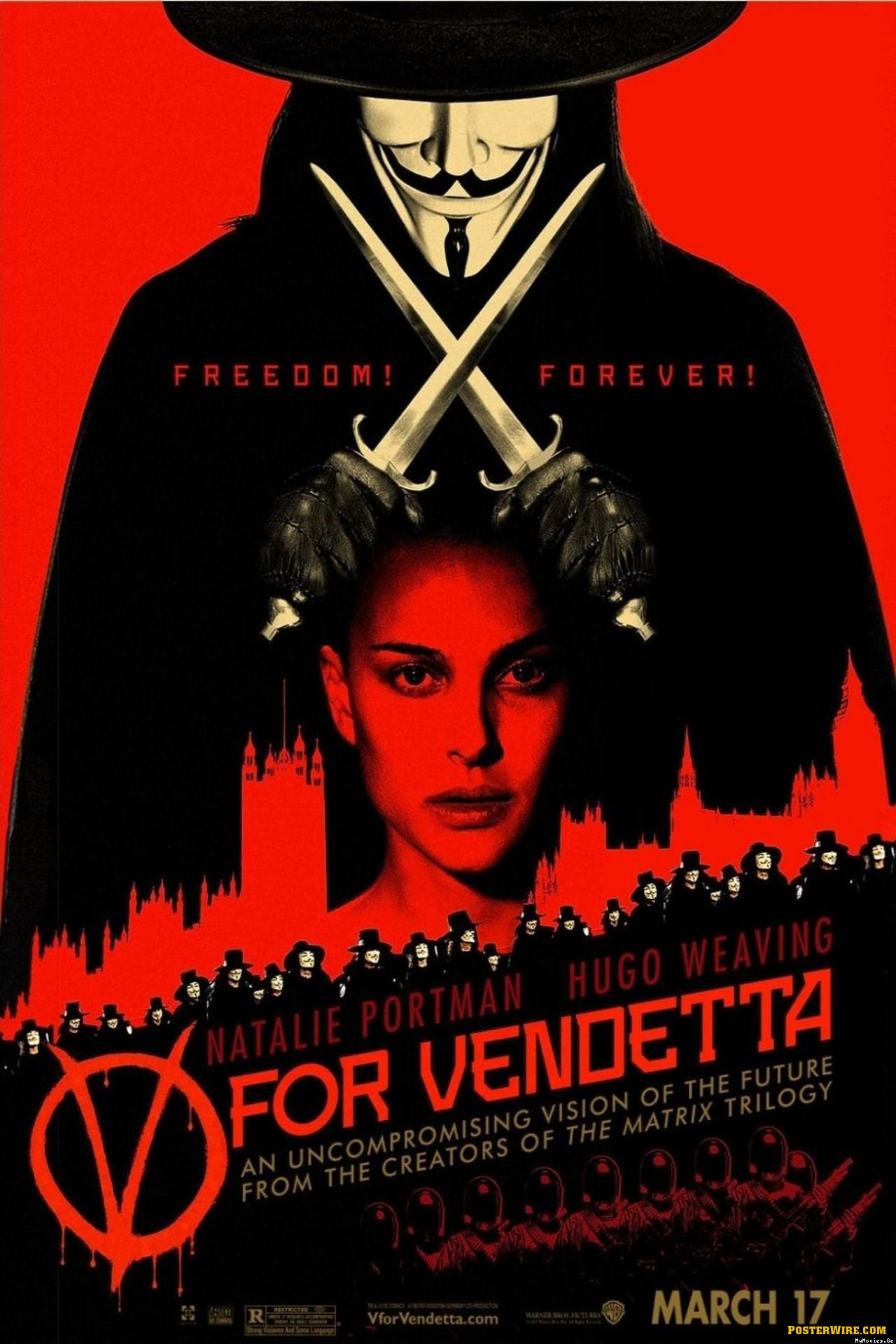 V for Vendetta (2005)