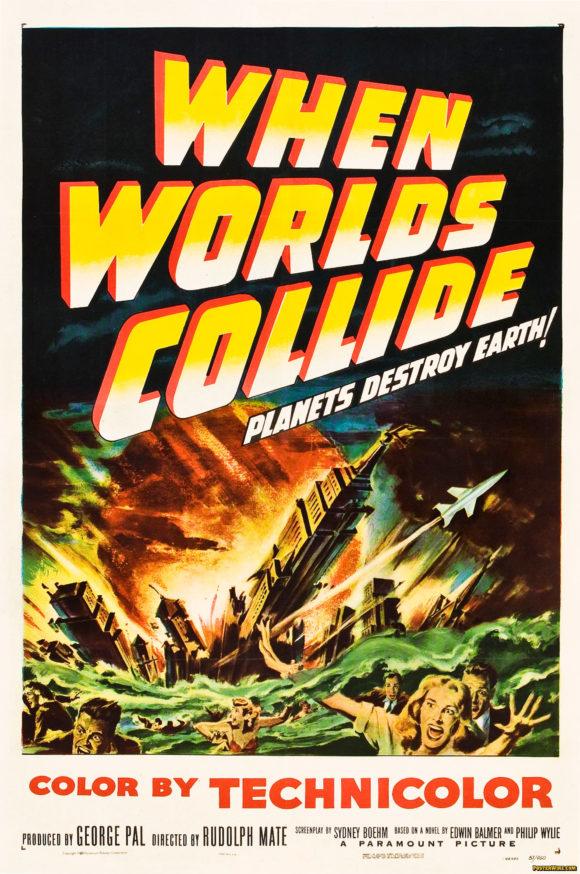 When Worlds Collide movie poster