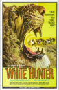 White Hunter movie poster